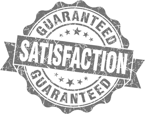 Customer Satisfaction Guaranteed